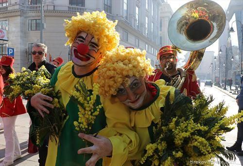 Херцег Нови го одбележа празникот на мимозите во Скопје