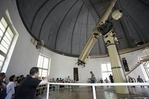 опсерваторијата во Белград