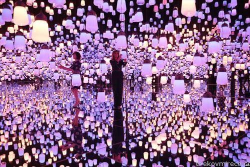 дигиталниот музеј на уметноста во Токио