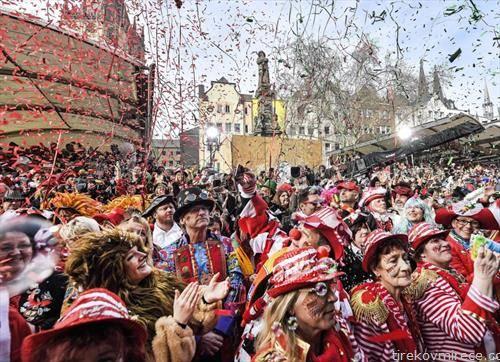карневал во Келн