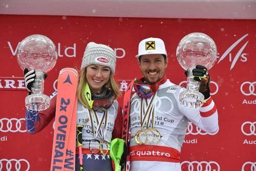 Шифрин и Хиршер се победници во светскиот ски куп