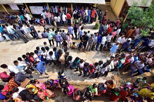 парламентарни избори во Индија
