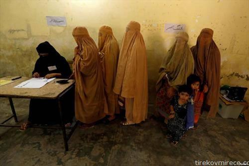 избори во Пакистан, некаде на севар