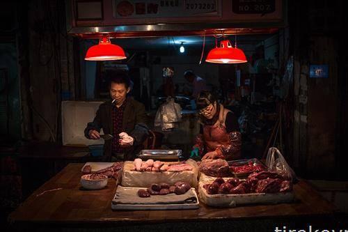 месово кучешко ли е, во Кина
