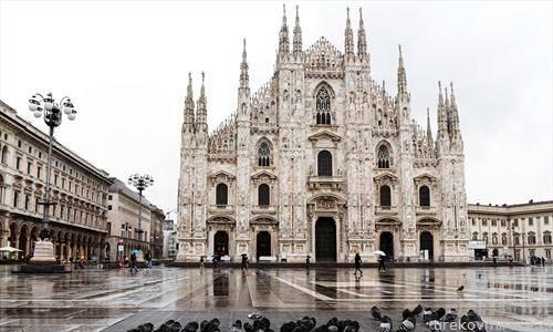 Милано  под опасност од корона вирусот
