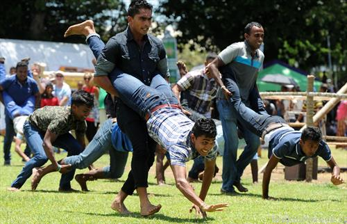 стари игри во Шри Ланка