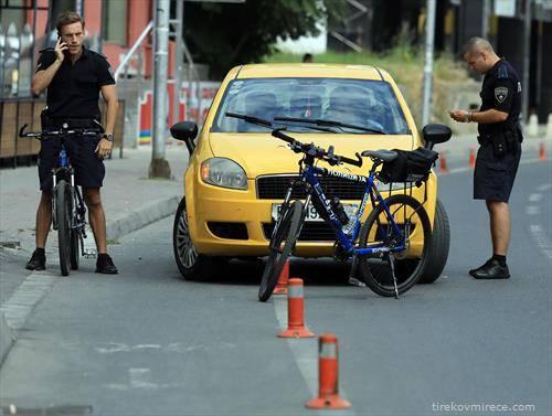 правда за сите, на велосипед