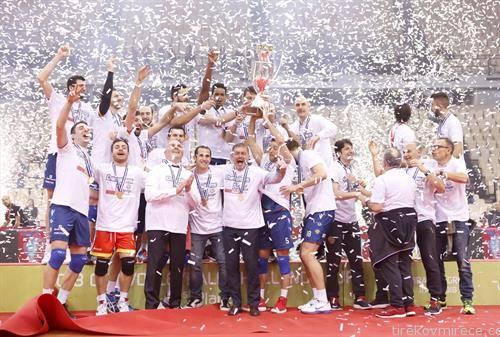 Равена од Италија го освои машкиот Челенџ куп во одбојка