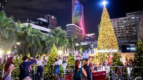 нова година во Банког