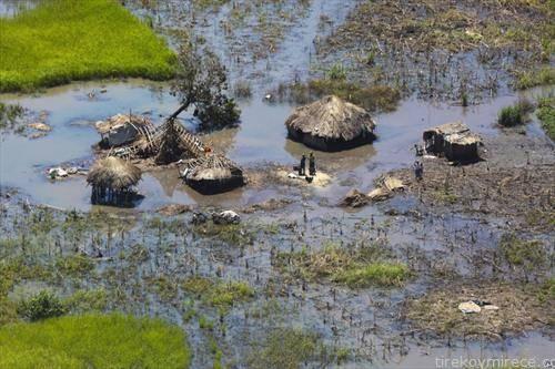 поплави во Мозамбик