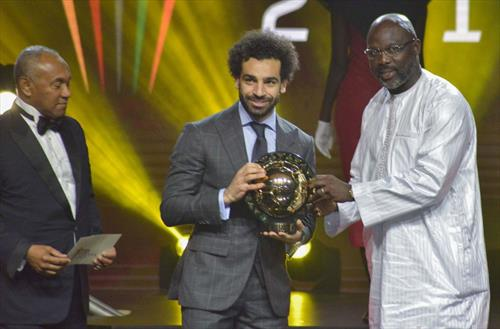 Мохамед Салах од ФК Ливерпул е најдобриот африкански фудбалер за 2018-та