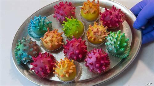 колачи корона вирус во слаткарница во германски град