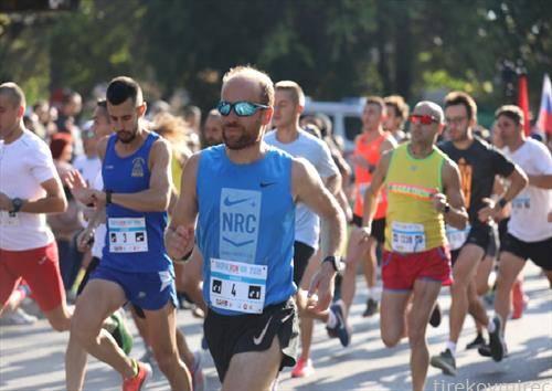 Скопје трчаше на 10 км