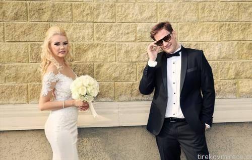 се ожени мартин вучиќ