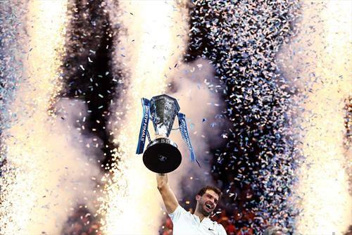 бугаринот Димитров го освои  тенискиот звшрен турнир во Лонодн