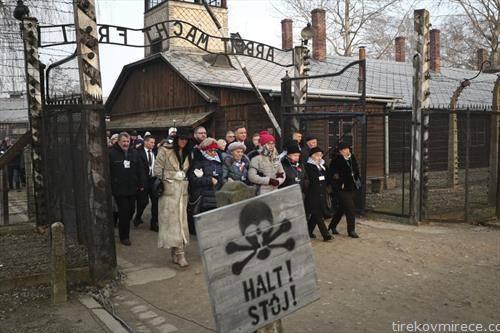 75 години од ослободувањето на Аушвиц