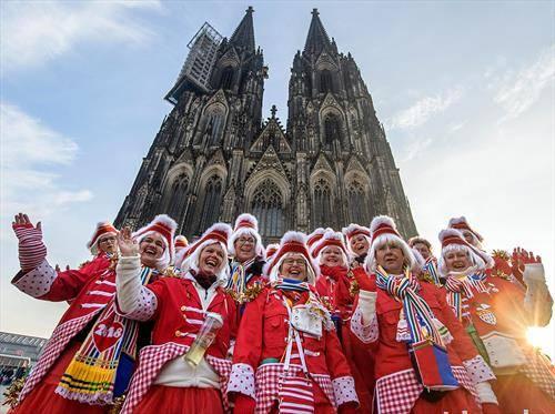 карневалот во  Келн