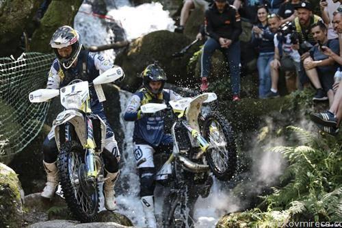 екстремна трка на мотори во Португалија