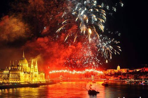 национален празник на Унгарија