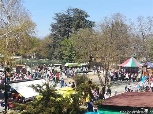 последниот ден на март во зоо во Скопје 18 илјади посетители