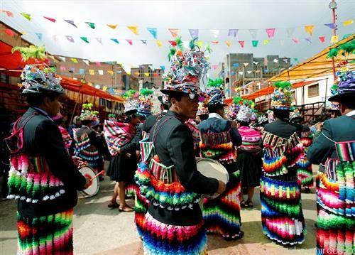 маскембал во Боливија