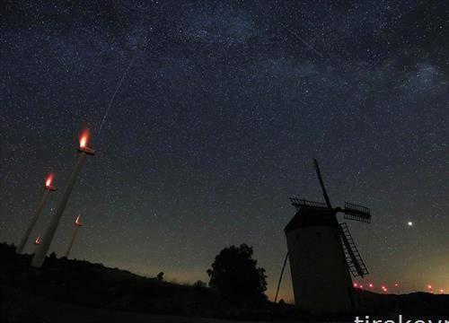 метеорити во Шпанија
