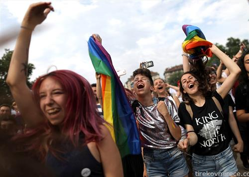Парада на гордоставо Софија на 9-ти јуни