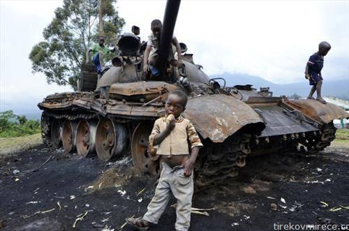 Во последните осум месеци во конфликтите во ДР Конго се убиени околу 1.300 цивили,