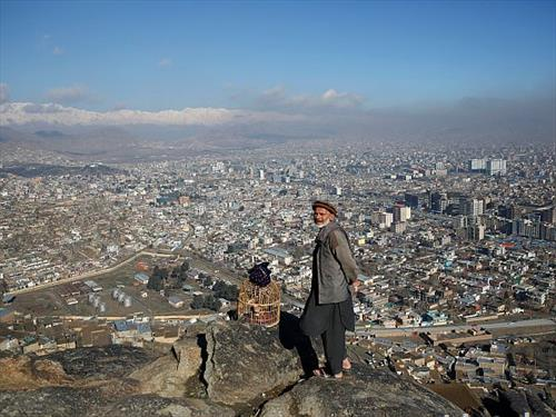 поглед кон Кабул