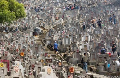 гробишта во Хонг Конг