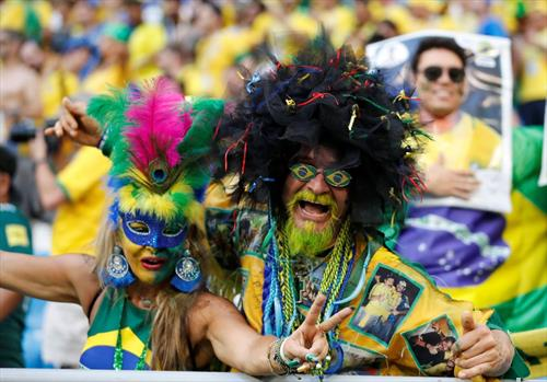 бразилски навивачи