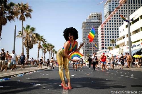 Парада на гордоста во Тел Авив  на 9-ти јуни