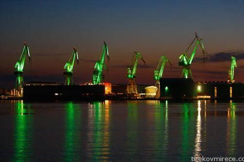 Во Пула се одбележува Ирскиот национален празник Св. Патрик. Се е  во зелено