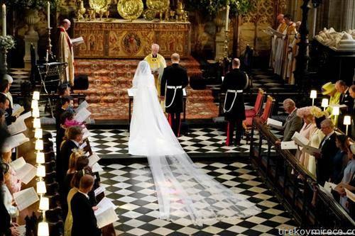 од венчавката на принцот Хари