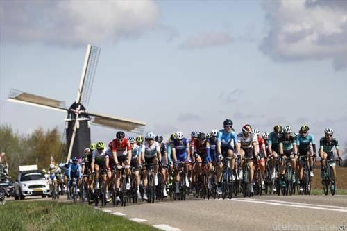 велосипедска трка во Холандија