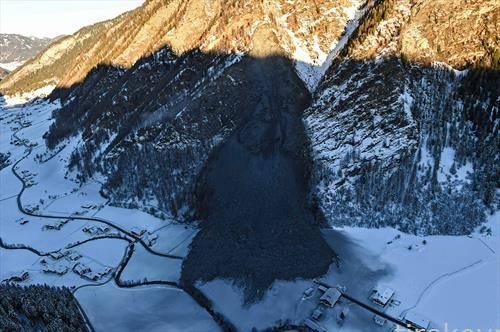 одрон на земја во Швајцарија