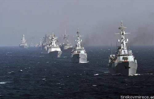 Велика Британија испраќа дополнителен број војници и бродови во Бахреин за да ги заштити трговските бродови во Персискиот Залив