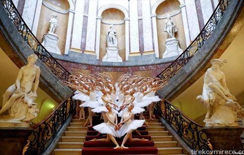 Балетот Лебедовото езеро со промоција во музеј во Берлин