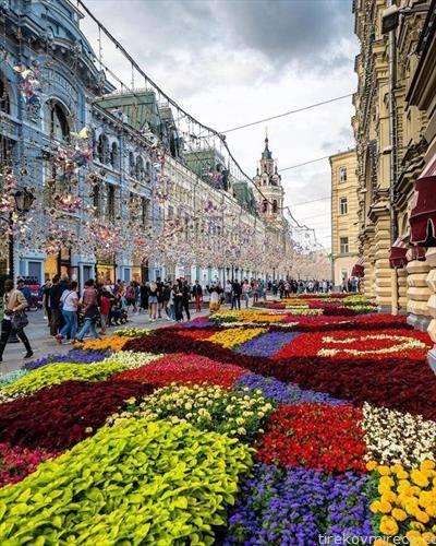 цветна Москва