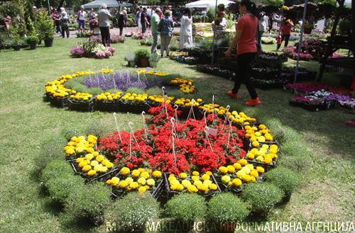 Петтиот Скопски цветен фестивал под мотото Во боите на виножитото