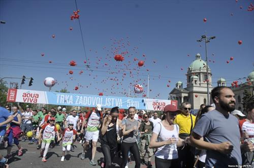 во Белград се трчаше маратон