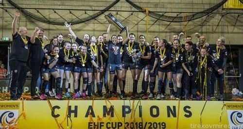 ракометарите на Шифок се победнички на ЕХФ Купот