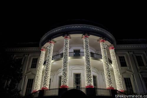 белата куќа Вашингтон