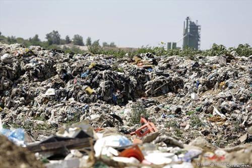 депонијата Винчи карј Белград една од 10-те најлоши во светот