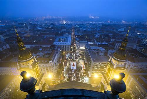 божикен пазар во Виена