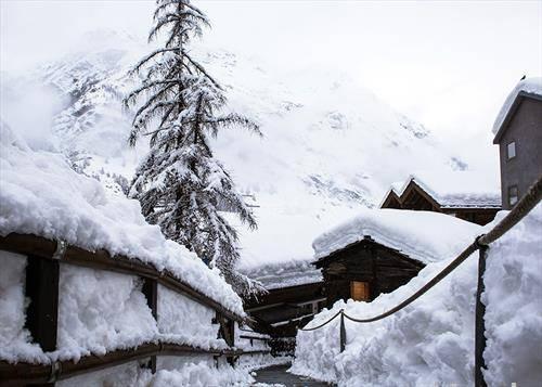 колку снег наврна  во  Италија