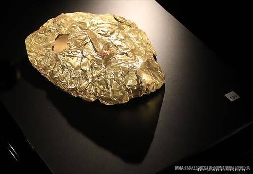 златната маска  100 години Требеништа