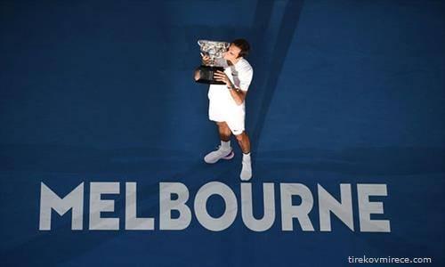 федерер победи на Австралијa опен  и го освои  20  Грен слем турнир