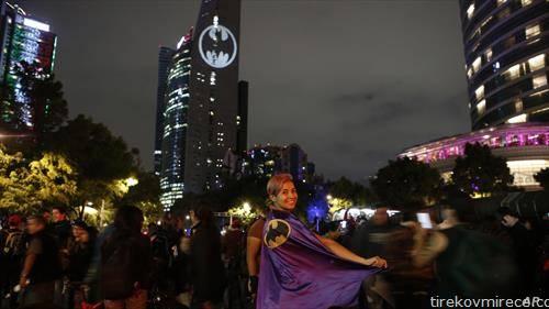 80 години Бетмен, во Мексико