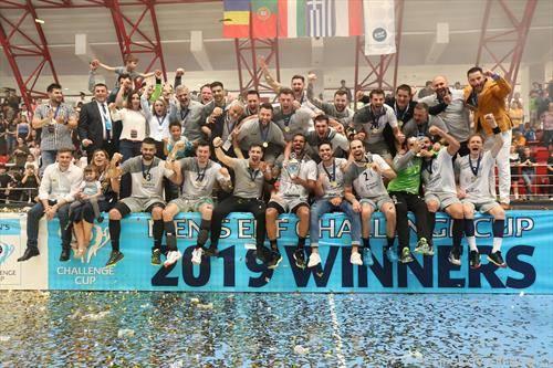 Ракометарите на ЦСМ Букурешт го освоија Челенџ Купот
